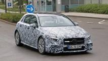 2018 Mercedes-AMG A35 spy photo