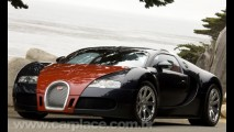Bugatti Veyron ainda mais potente em 2009: Versão GT passará de 1.368 cv!!