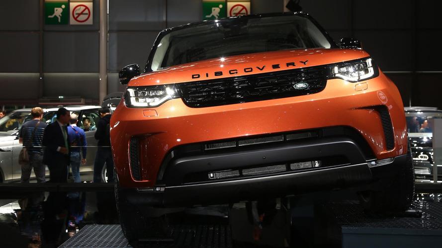 Le Land Rover Discovery 2017 se dévoile dans le cadre du Mondial de Paris