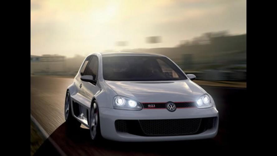 VW apresenta Golf GTI com motor W12 de 650 cv