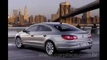 Salão de Detroit 2009: Volkswagen apresenta novo Passat Coupé 2009