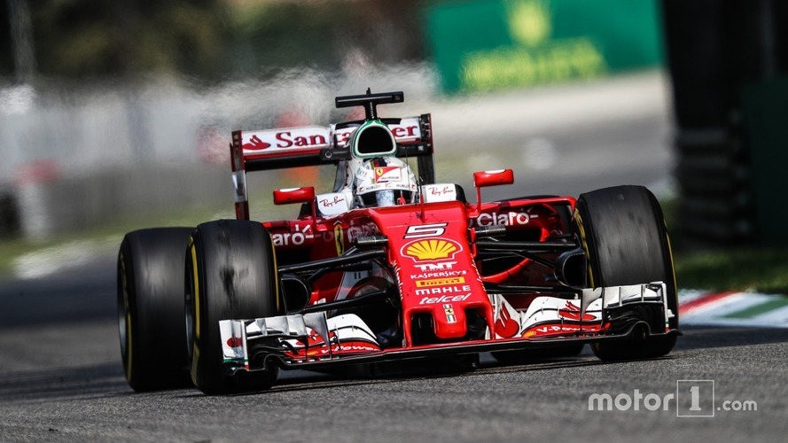 F1 Italian Grand Prix - Qualifying (Live Commentary)