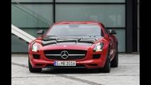 Mercedes-Benz SLS AMG GT Final Edition