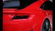 Salão de Pequim: Acura NSX Concept ganha cor vermelha na China
