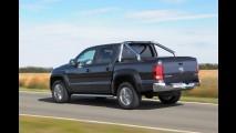VW Amarok ganhará câmbio automático, motores mais potentes e melhorias no acabamento em março