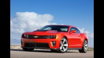 Galeria de Fotos: Chevrolet Camaro ZL1 2012 - Preço é de US$ 54.095