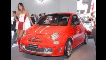 Fiat 500 Abarth 695 Tributo Ferrari - Esportivo custa R$ 83 mil no Reino Unido