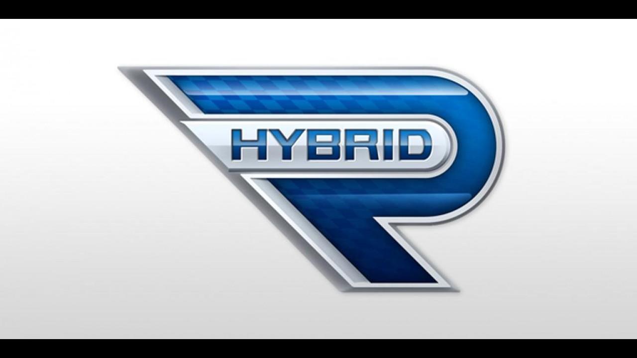 Conceito Toyota Hybrid-R terá 400 cv de potência