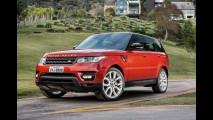 Range Rover Sport terá reestilização em meados de 2016