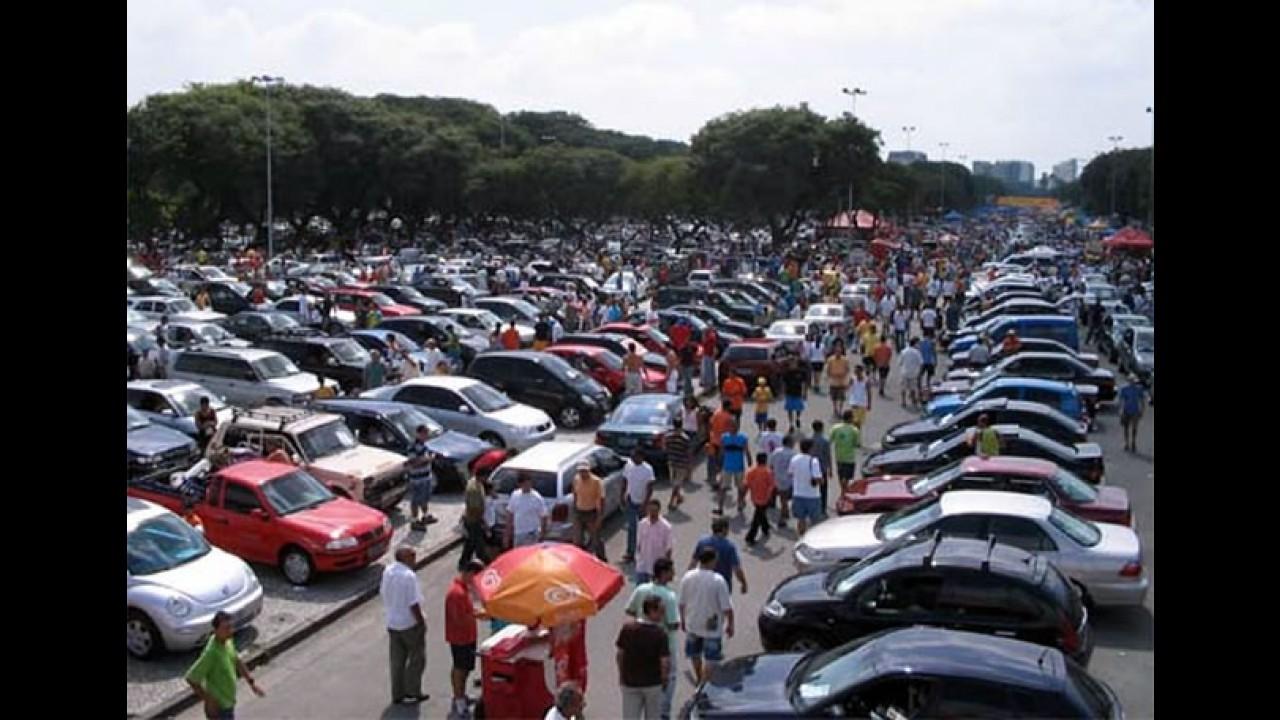 Carros usados: procura cresceu 42% em janeiro
