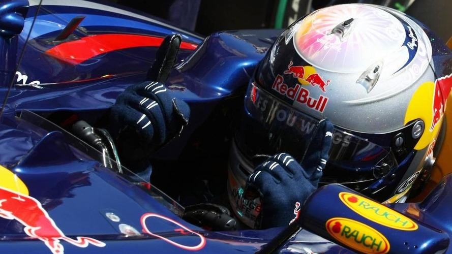 Webber to race Vettel's 'Luscious Liz' in Britain