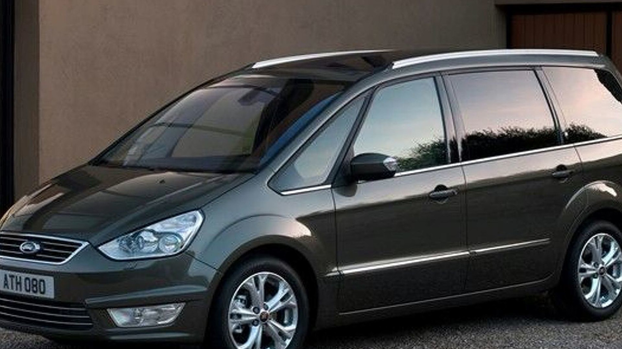 2010 Ford Galaxy facelift leaked photo - 640