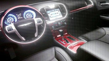 Next Generation Chrysler 300 Interior