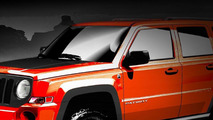 Chrysler *Moparized* Truck Sketches Released