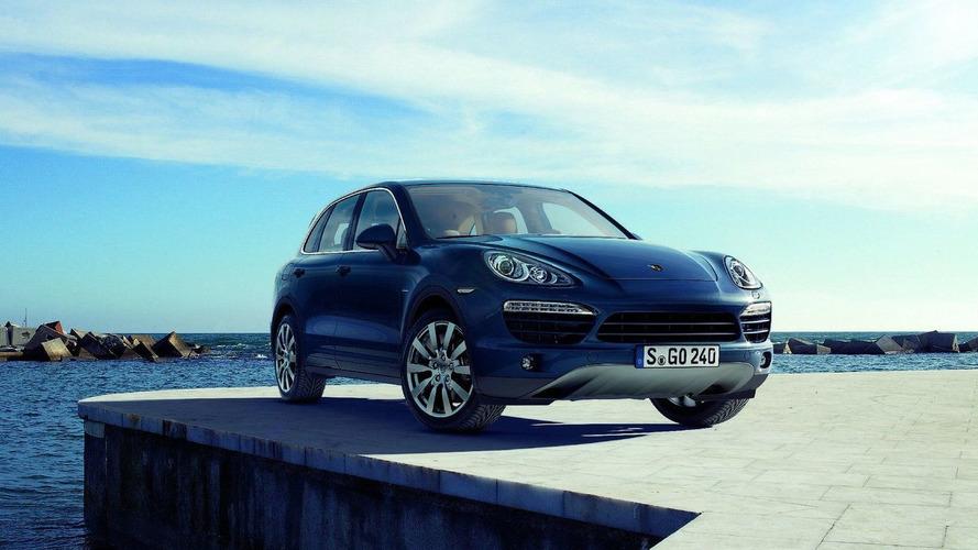 Porsche Cayenne diesel, hybrid and turbo upgraded