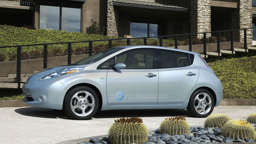 Nissan Leaf European Pricing Announced