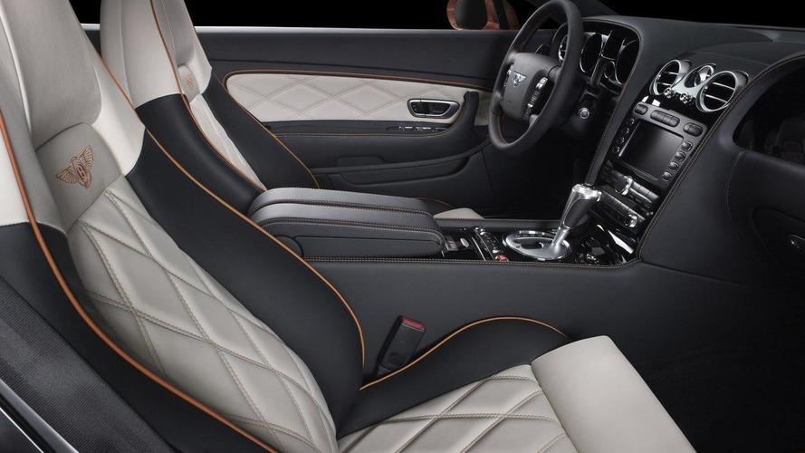 Bentley Continental GT Design Series China special edition revealed