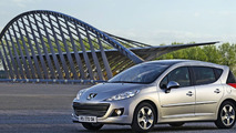 Restyled Peugeot 207 SW