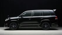 WALD 200 Land Cruiser SPORTS LINE Black Bison Edition