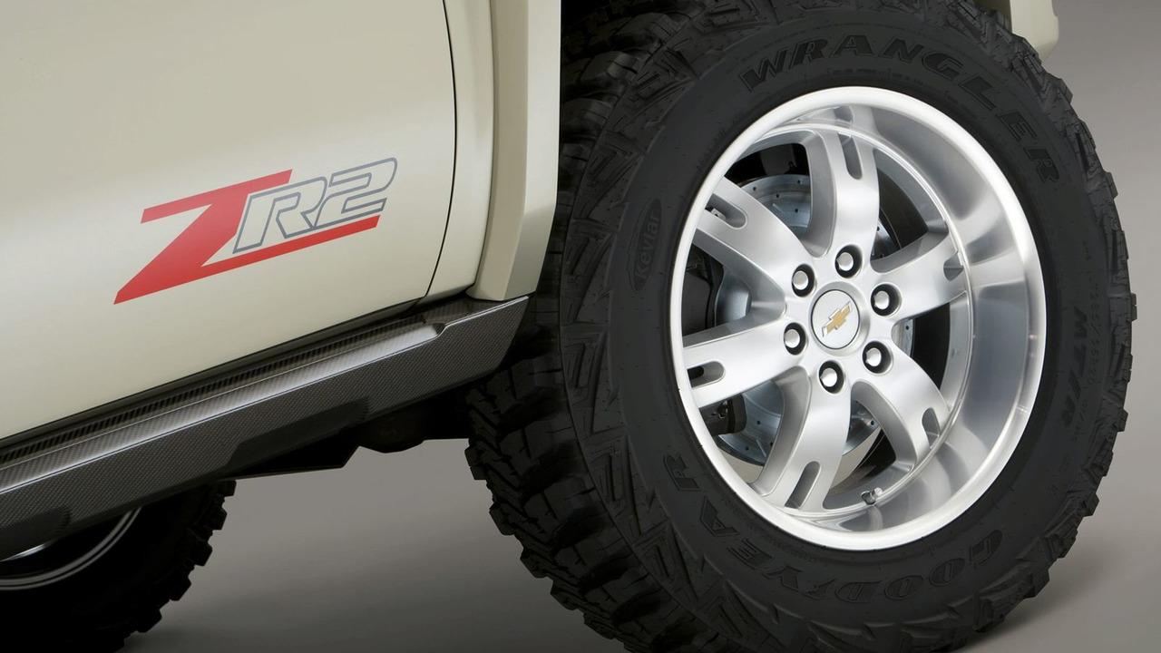 Chevrolet Silverado ZR2 concept