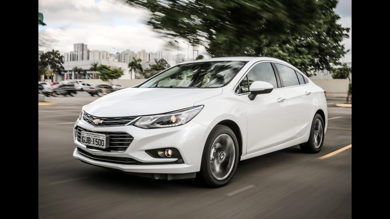 GM completa 12 meses consecutivos como líder de vendas no Brasil