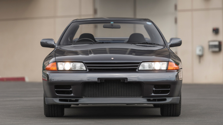 1989 Nissan Skylline GT-R R32 Auction
