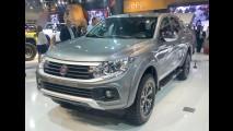 Clone da L200 Triton, Fiat Fullback será lançada na Europa em maio