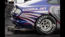 Pronto para arrancada, Mustang Cobra Jet 2016 é apresentado nos EUA - veja fotos