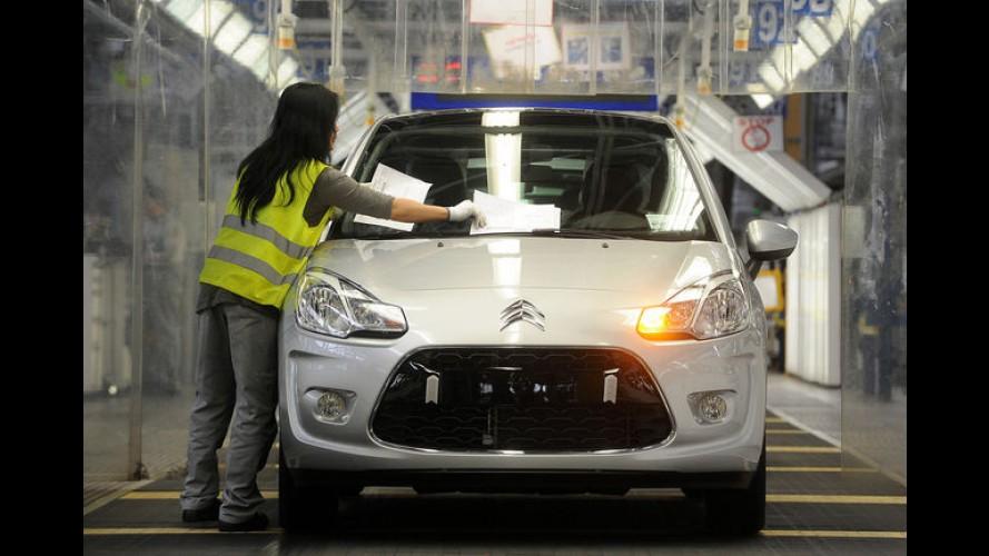 Peugeot propõe criação de plano de incentivo à aposentadoria na França