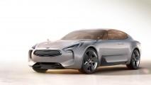 Kia GT Concept de produção poderá ter versões cupê e perua
