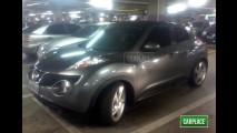 Leitor flagra Nissan Juke no Brasil