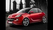 Opel inicia produção do compacto Adam