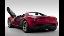 Pininfarina Sergio Concept pode ter cinco unidades por US$ 2 milhões cada