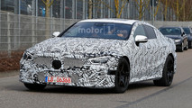 Dört kapılı Mercedes-AMG GT casus fotoğrafı