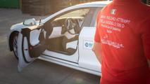 Tesla Model S 100D récord mundial