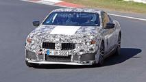 BMW M8 spy photo