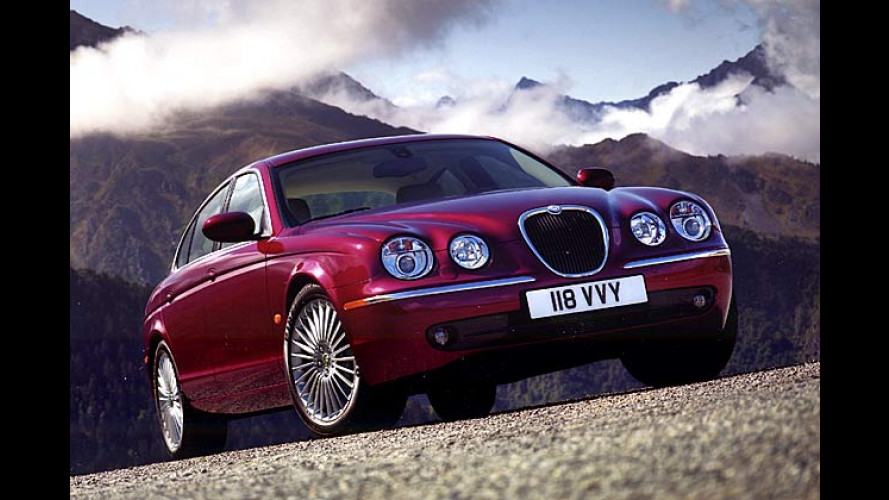 Jaguar S-Type 2004: Große Katze schnurrt mit Diesel-Hilfe