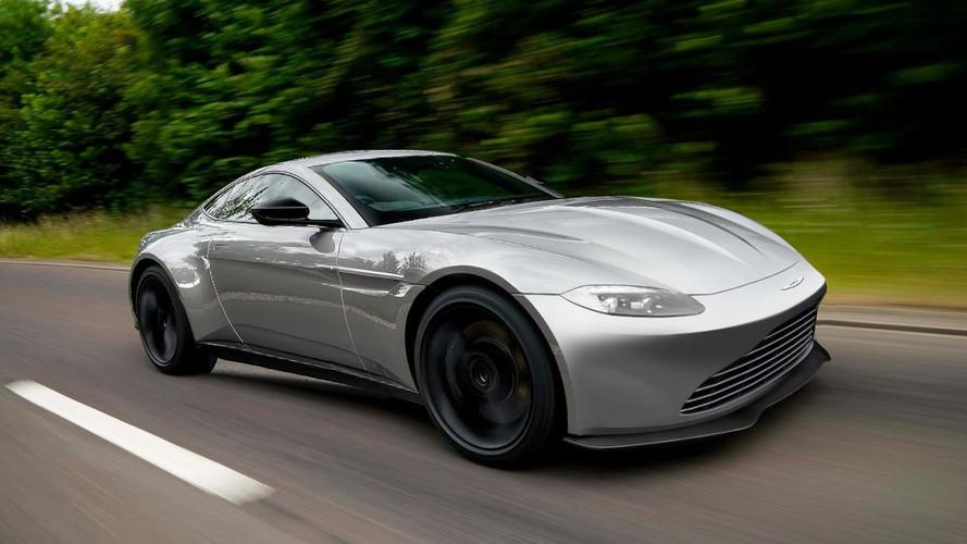 Yeni Aston Martin V8 Vantage'ın teaser'ı geldi [GÜNCELLEME]