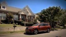 Nissan Pathfinder Rear Door Alert