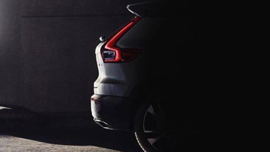 Kiszivárgott fotón az új Volvo XC40
