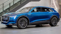 Audi using standalone 'E-Tron' name for first SUV EV model