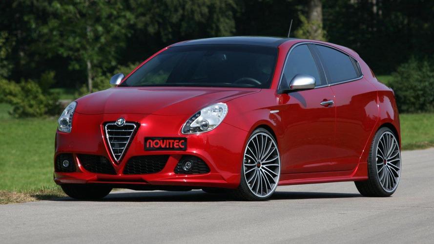 Alfa Romeo Giulietta by Novitec