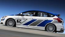 2012 Ford Focus ST-R - 13.9.2011