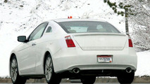 Honda Accord Coupe with V6 engine