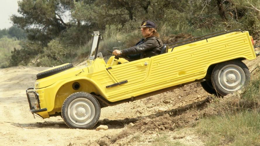 La Citroën Méhari souffle sa cinquantième bougie !