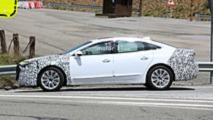 Buick LaCrosse Facelift Spy Photos