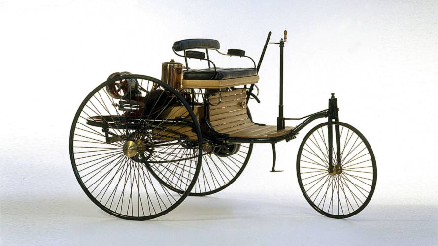 Mercedes Selling Replica Of The Very First Car Ever Patented