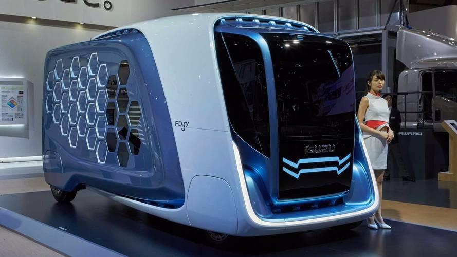 Isuzu FD-SI Concept 2017