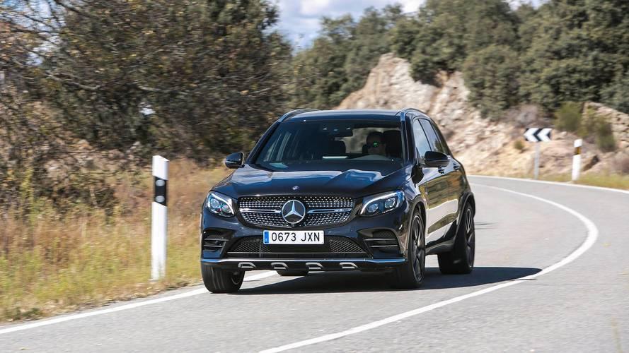 Prueba Mercedes-AMG GLC 43 4MATIC 2018: SUV, deportivo y Premium