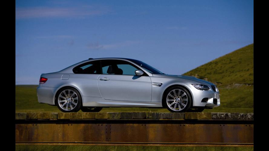 La nuova BMW M3 debutta in UK